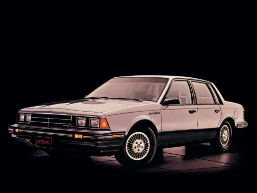 1985 Buick Century T-Type
