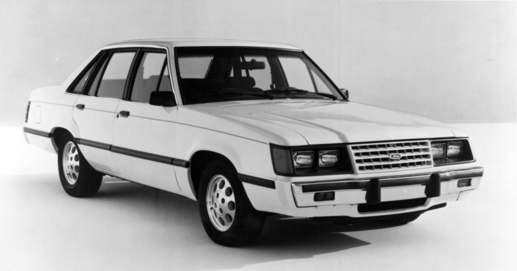 1985 Ford LTD LX