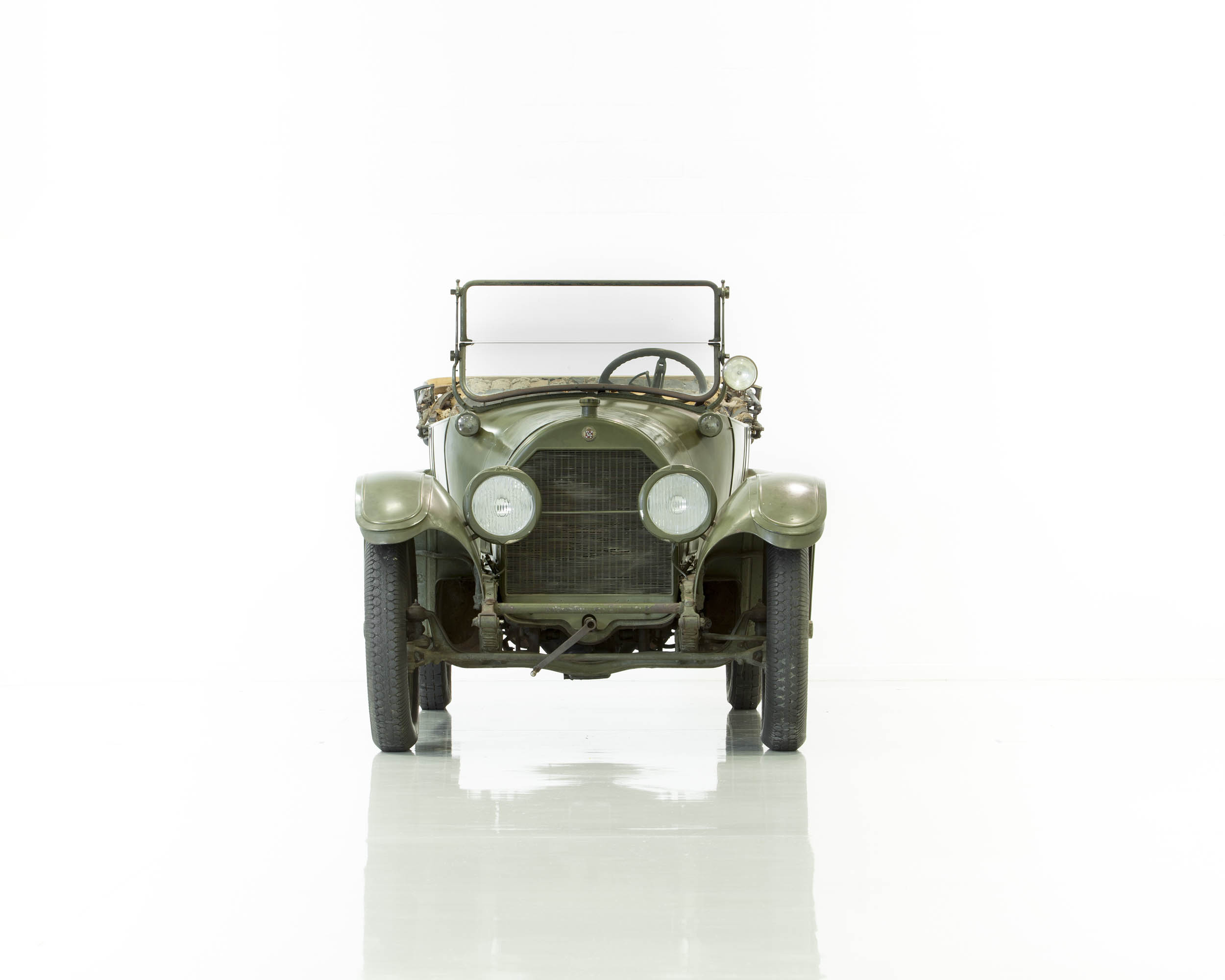 1918 Cadillac Type 57 front