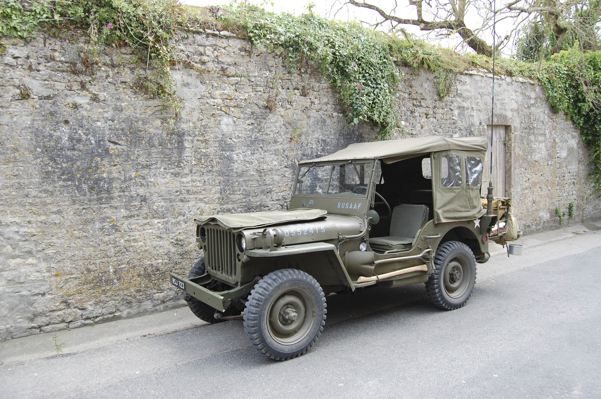 1942 Willy-Jeep