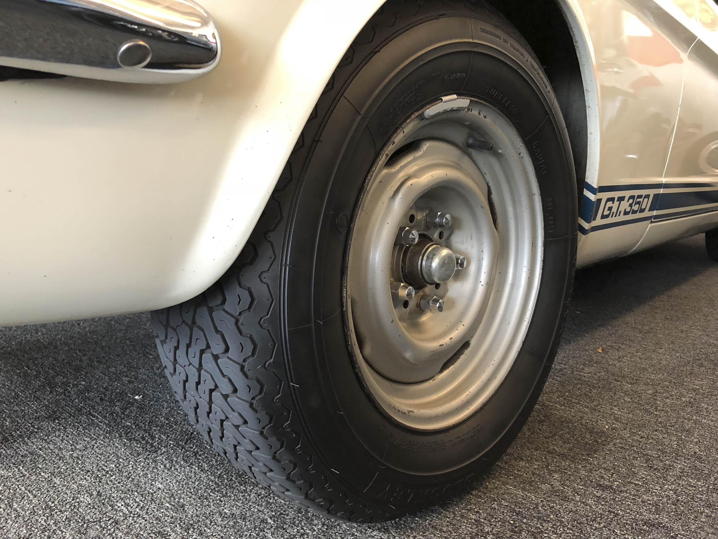Modern rubber tires