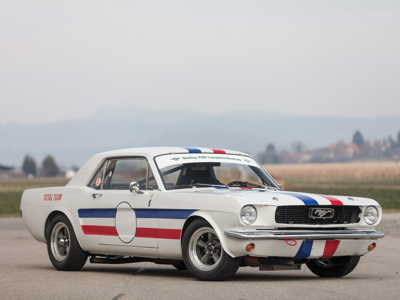Celebrate National Mustang Day with this delicious 1966 Ford 289 FIA race car thumbnail