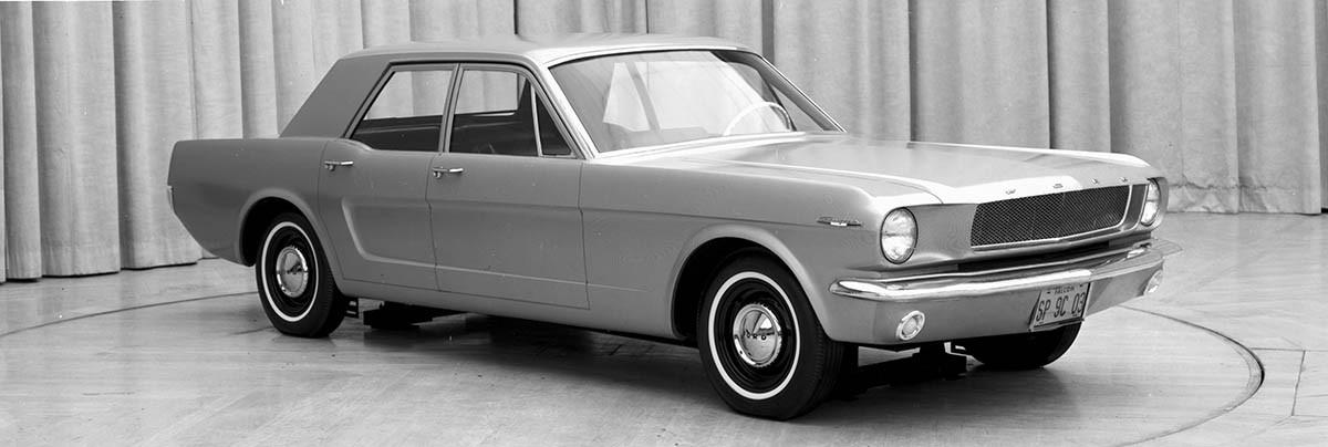 4-Door Mustang