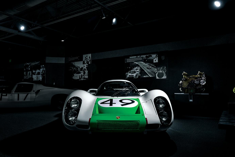 Porsche 907 Front