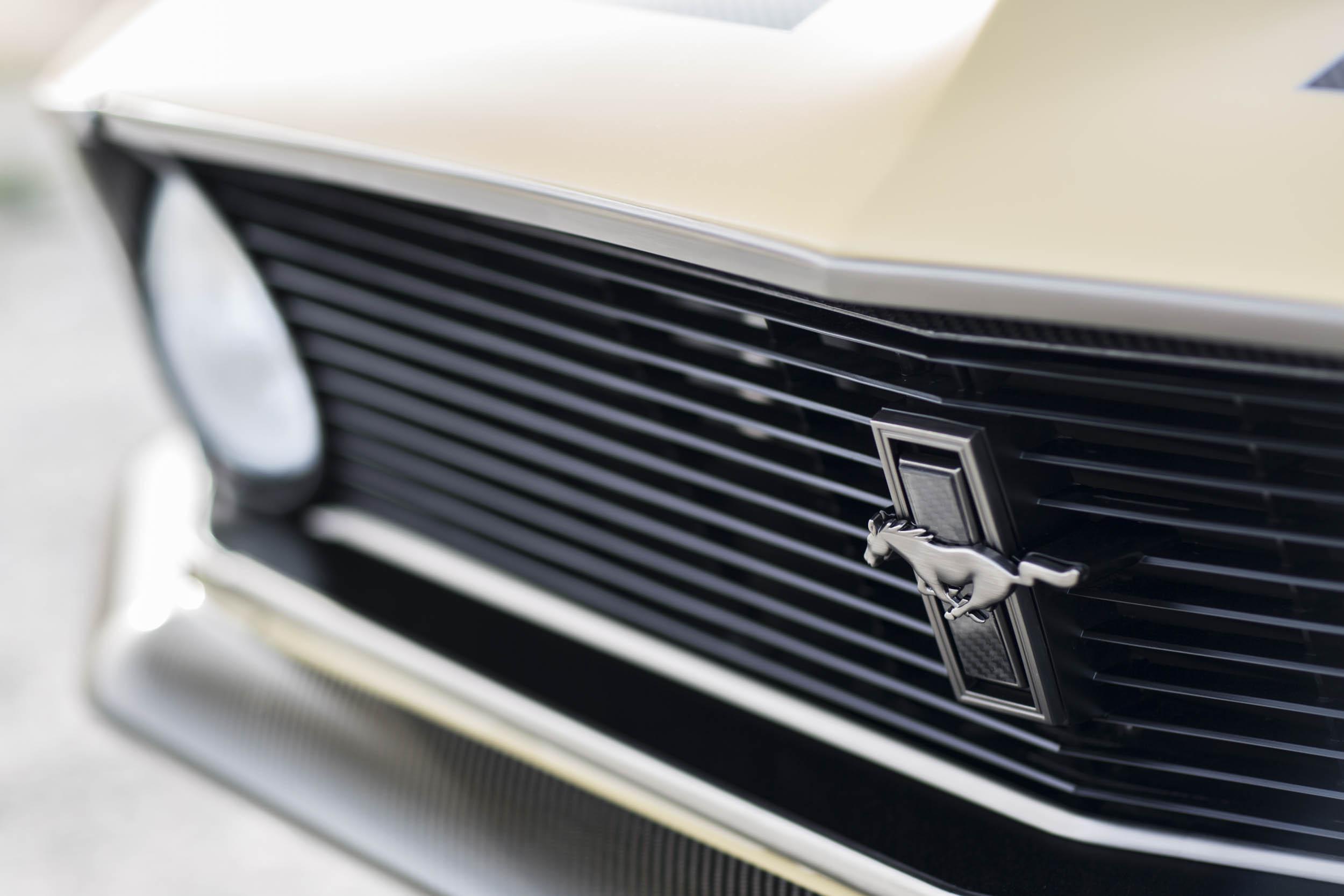 Speedkore 1970 Mustang grille