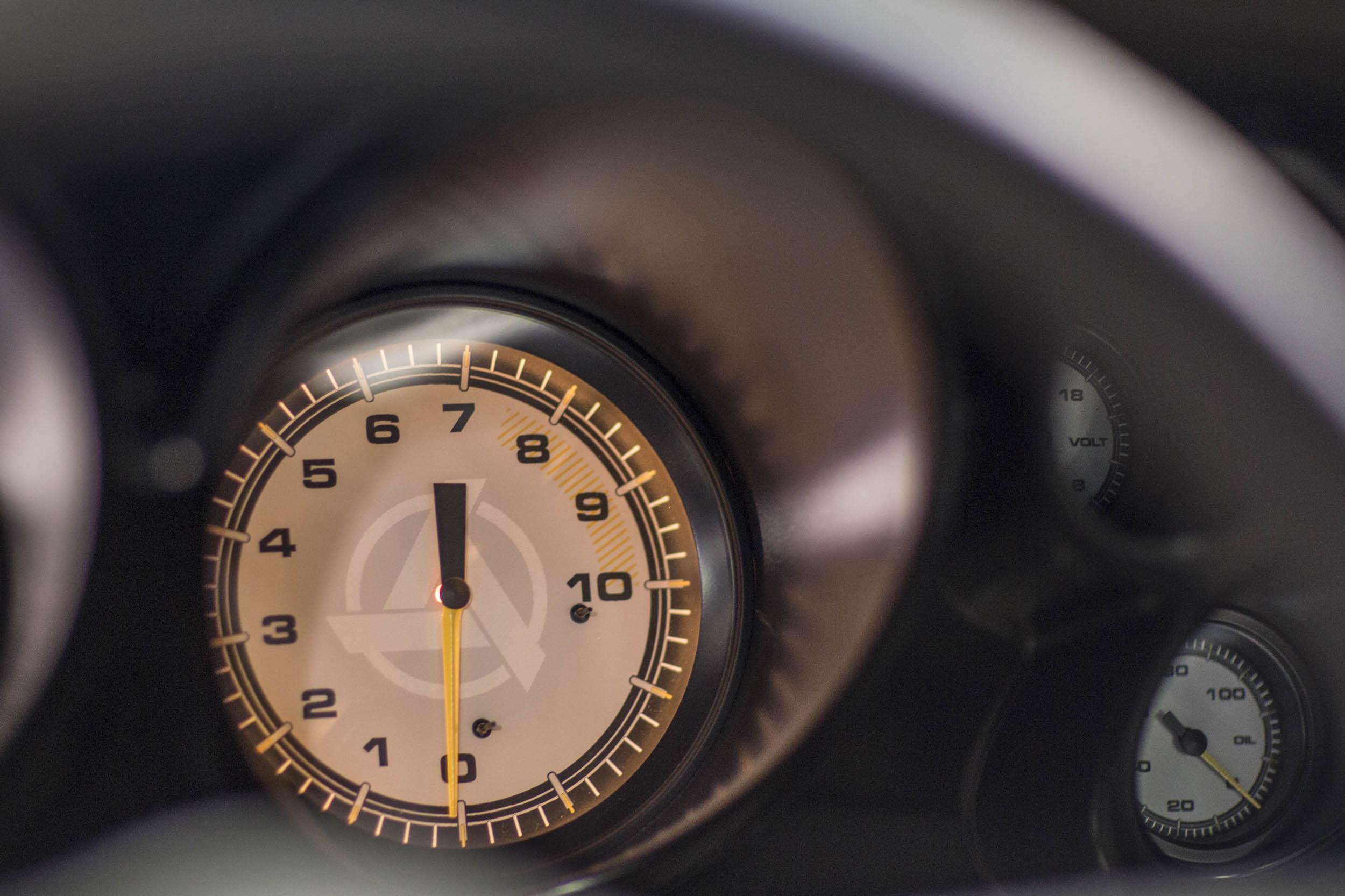 Speedkore 1970 Mustang custom tac