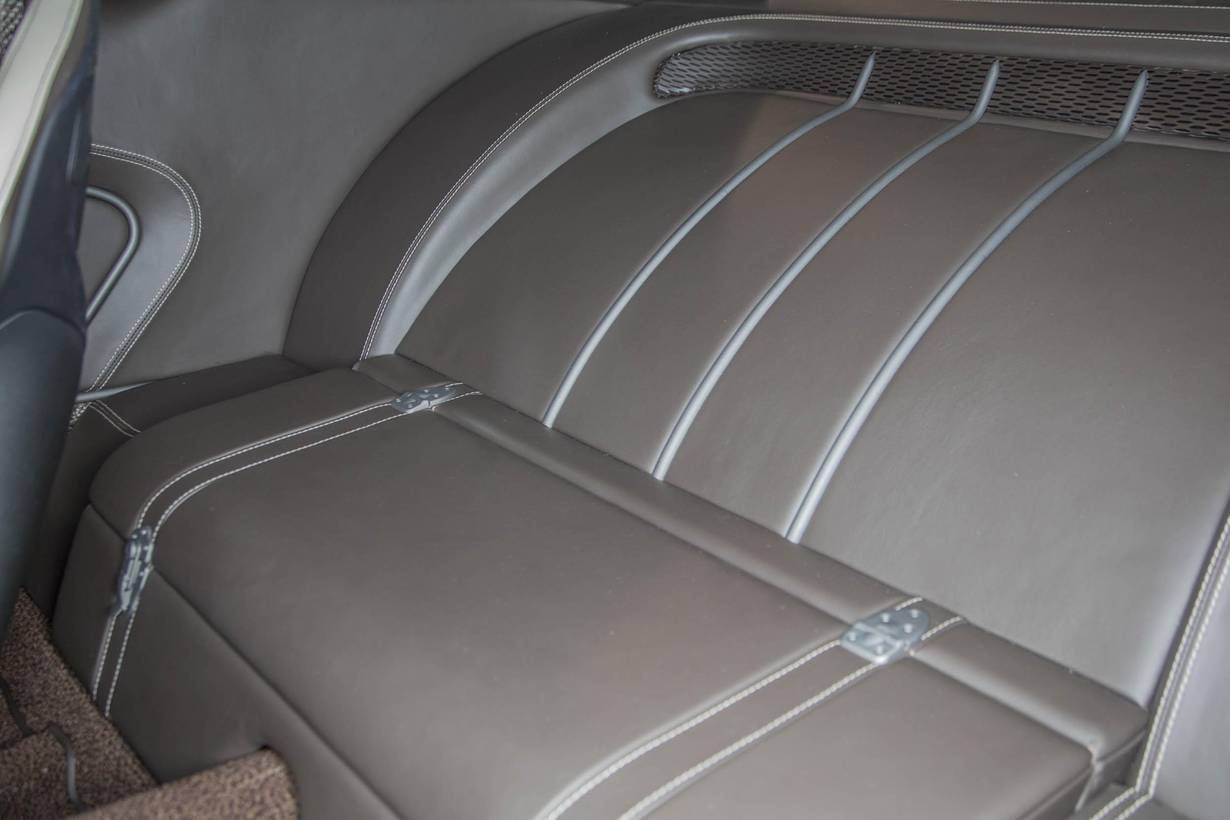 Speedkore 1970 Mustang rear trunk