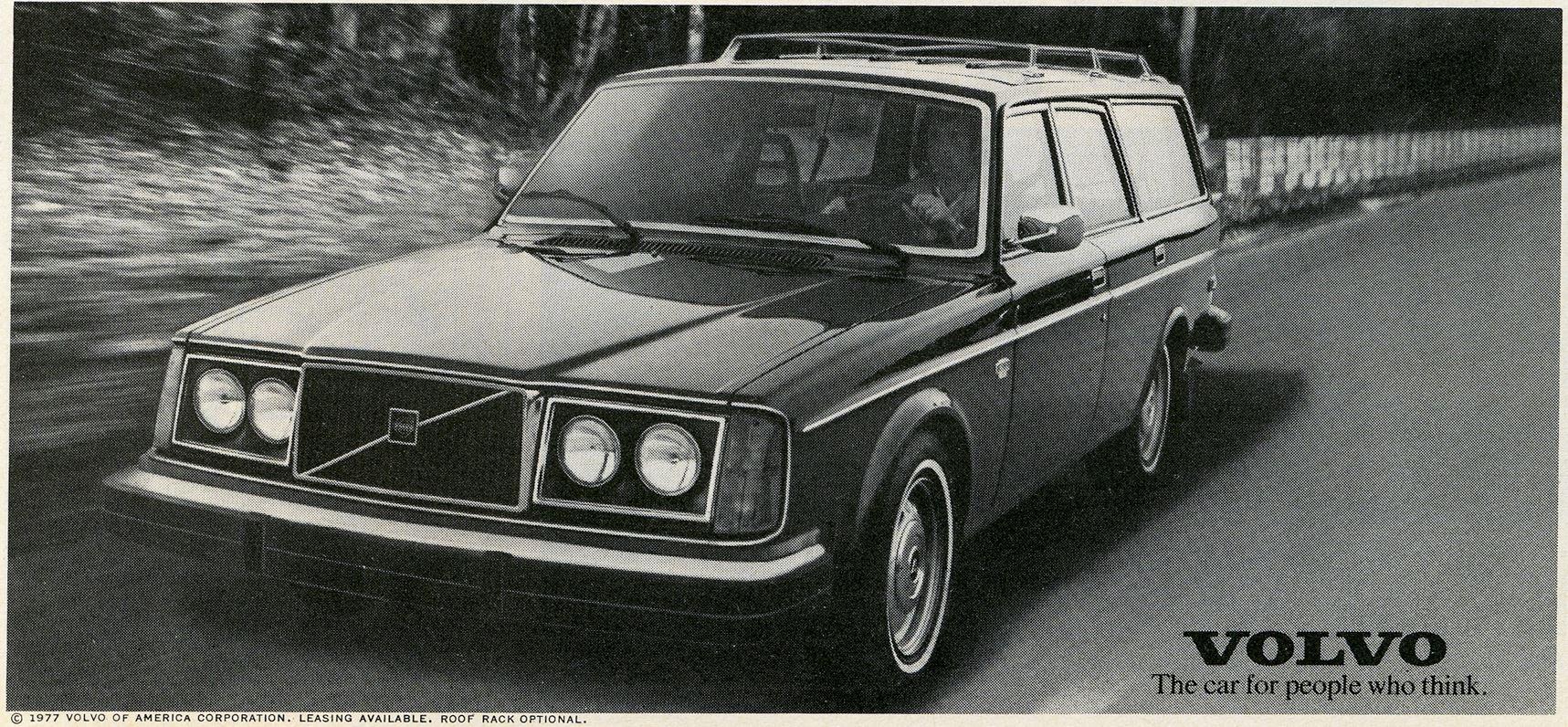 1977 Volvo 265