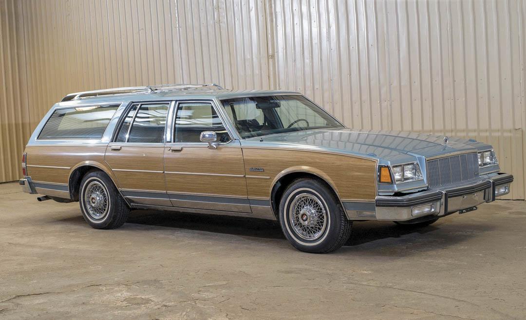 1986 Buick Electra Estate Wagon