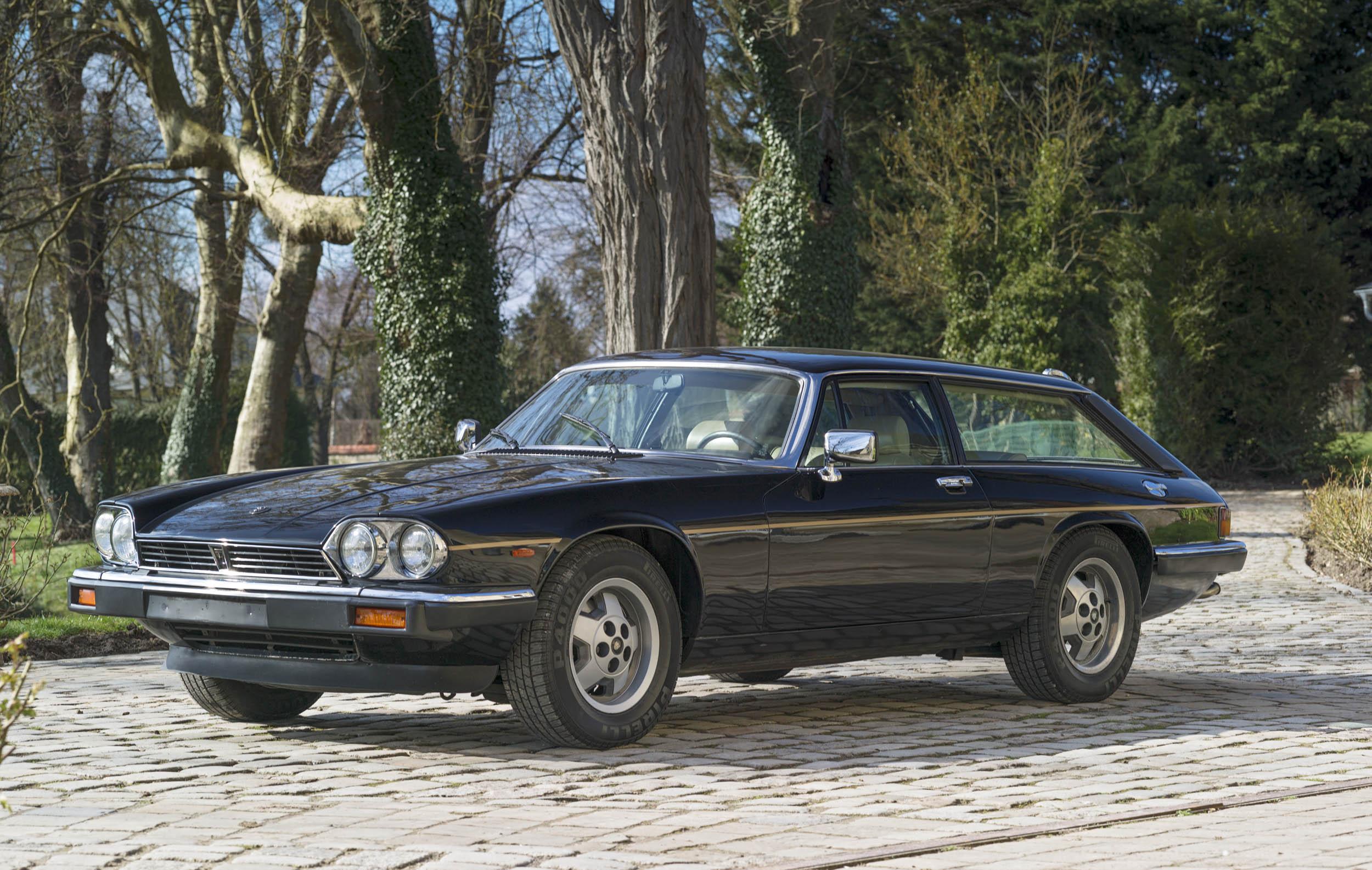 The V-12 Jaguar XJ-S shooting brake you never knew you needed thumbnail