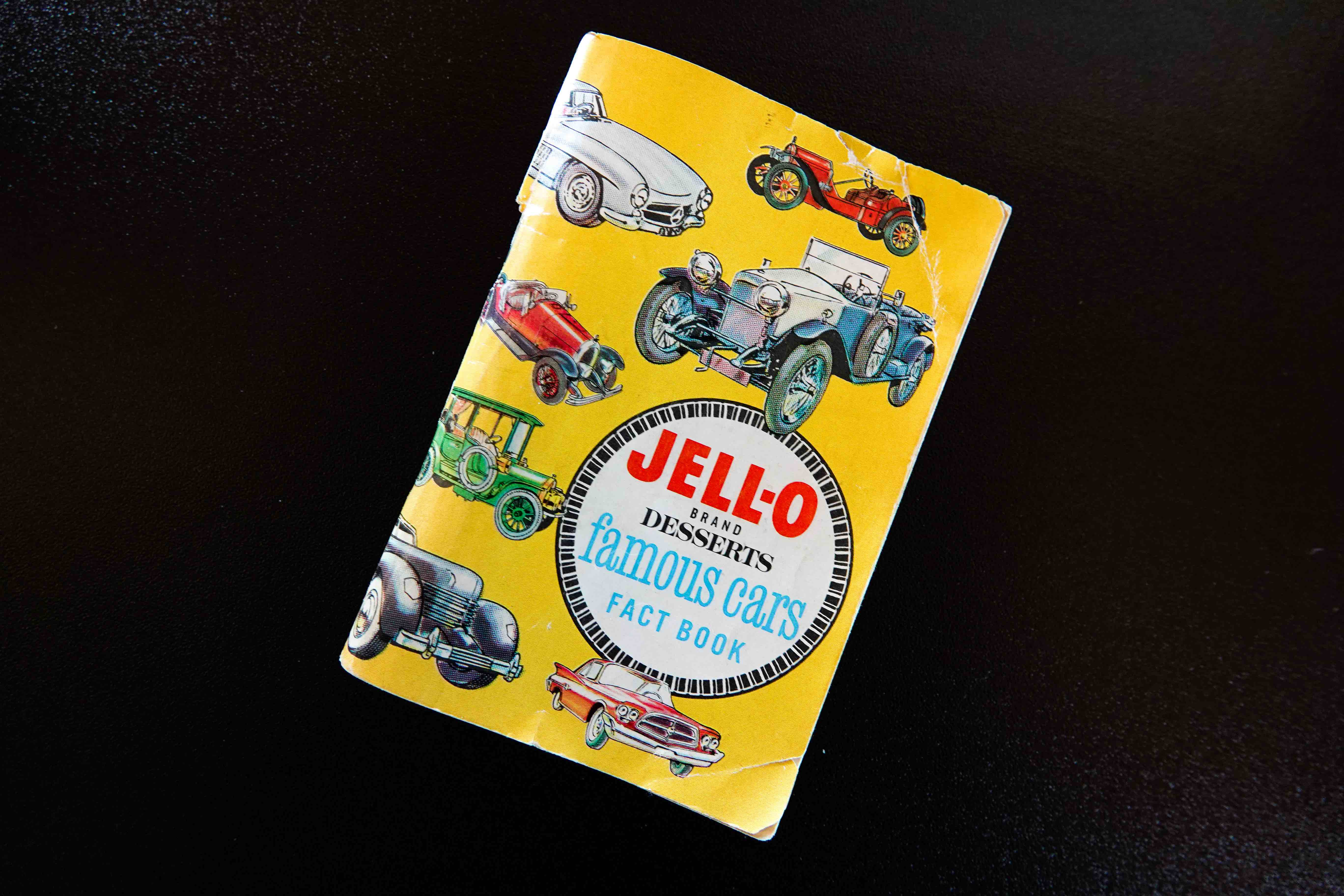 Collectible Jell-o Jello Coins Booklet