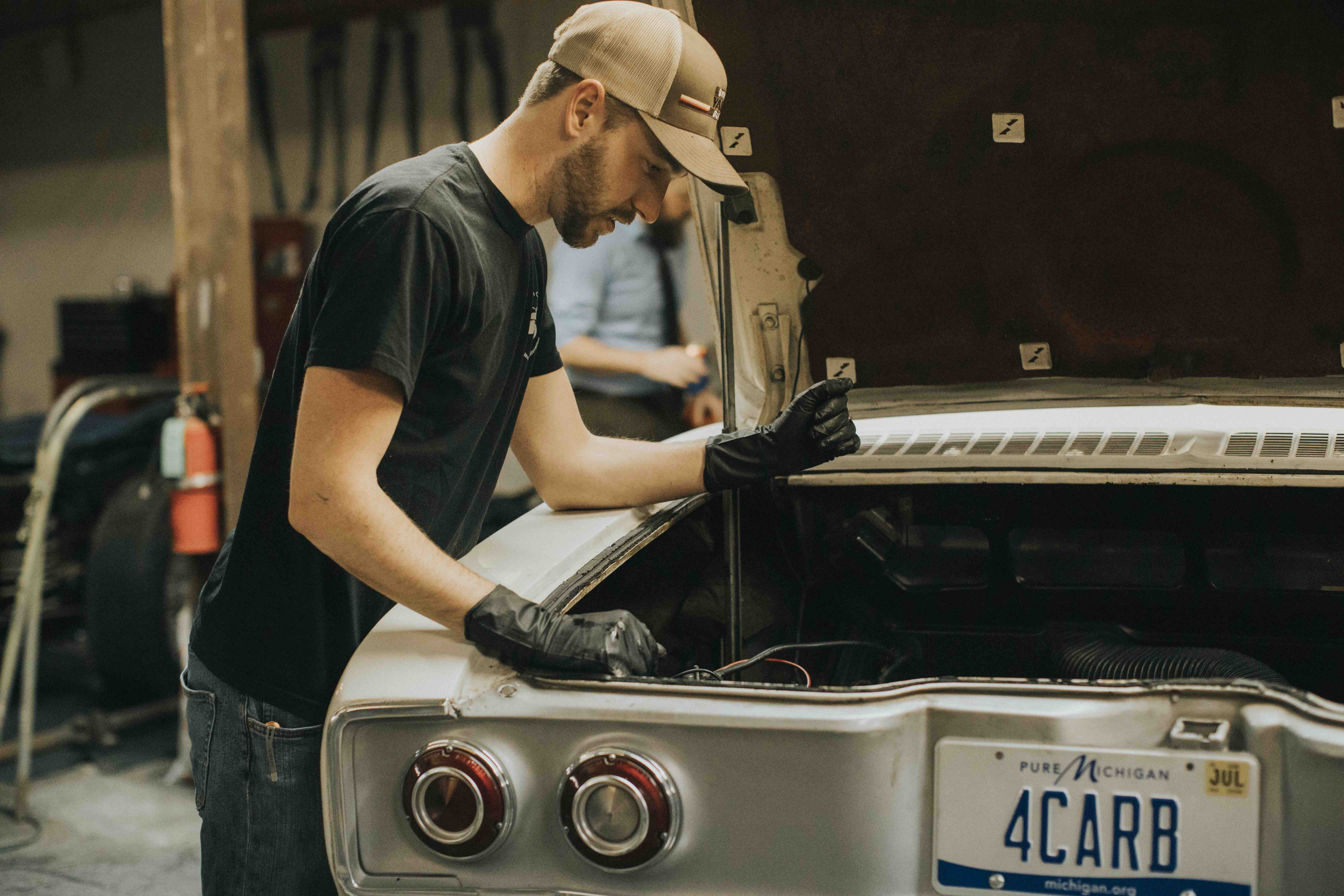 How to procrastinate and then finally ready your Corvair for a 1500-mile trip thumbnail