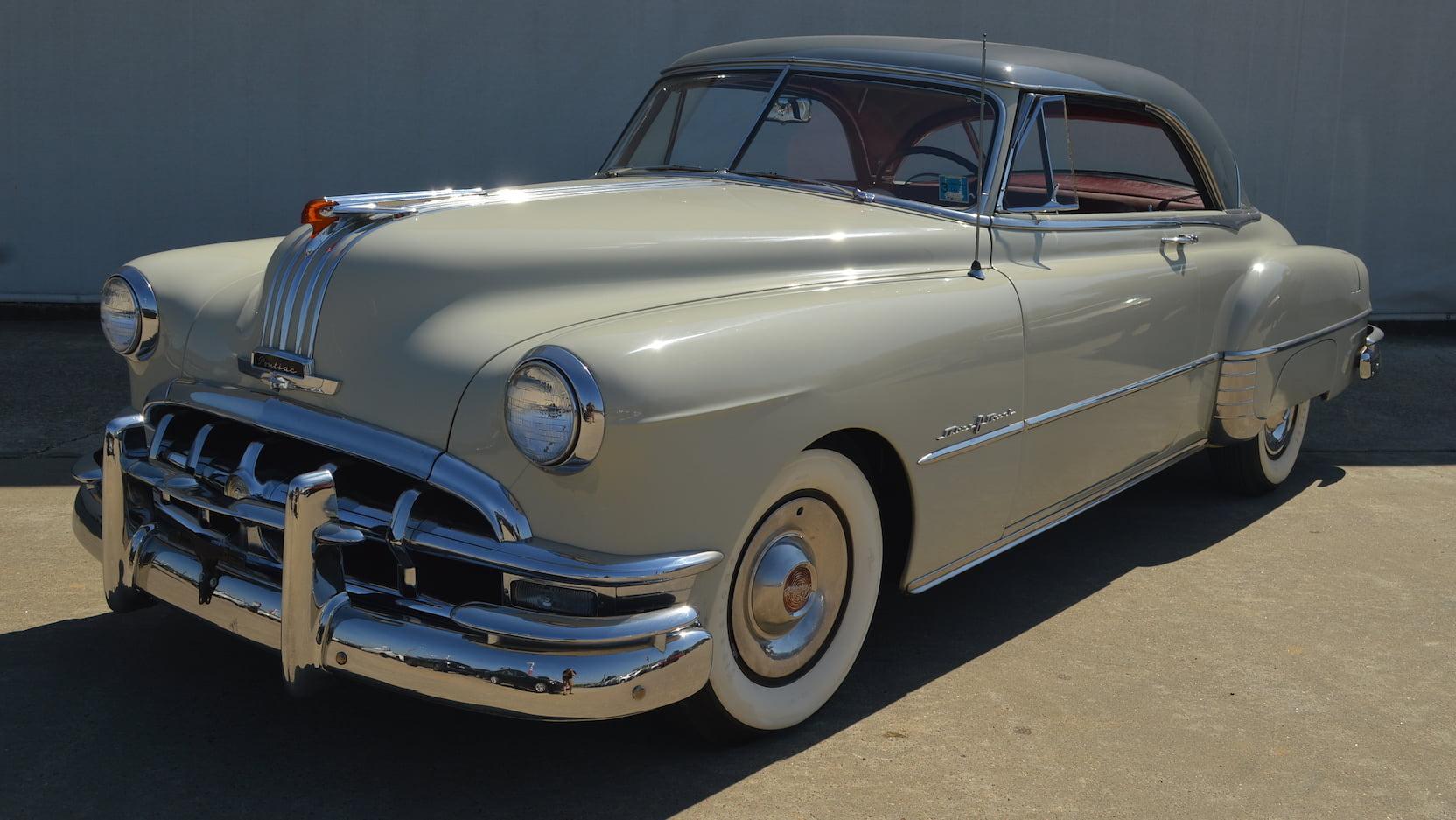 1950 Pontiac Chieftain Deluxe