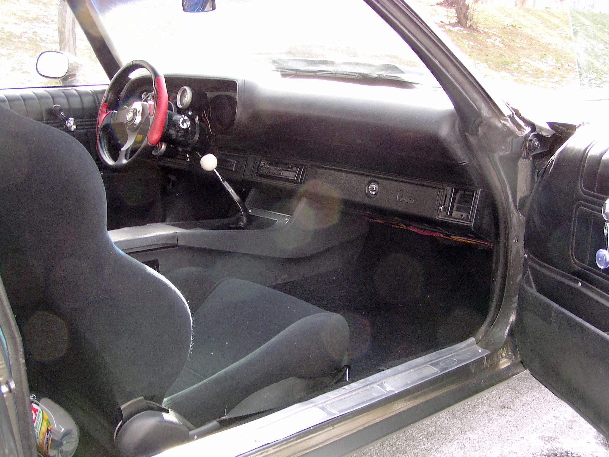 1970 Chevrolet Camaro Passenger side