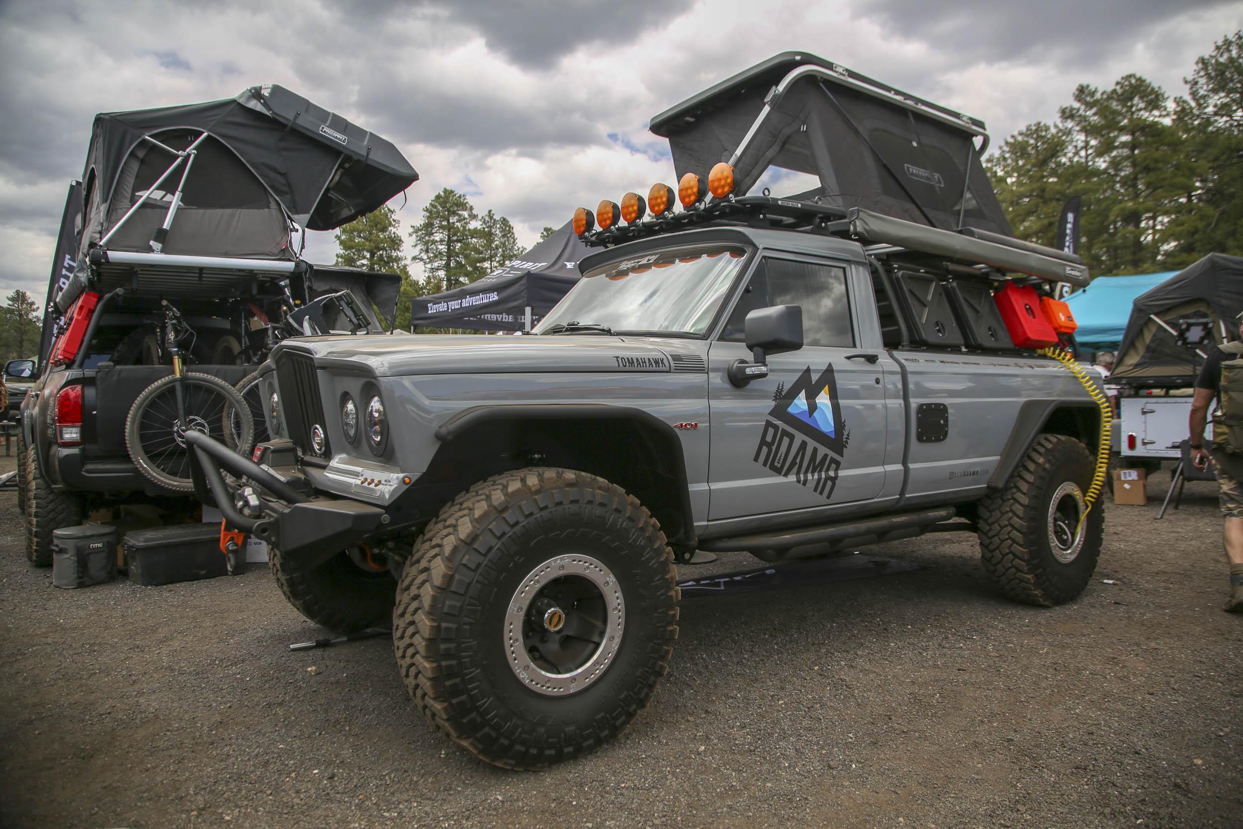 Jeep Gladiator/J20