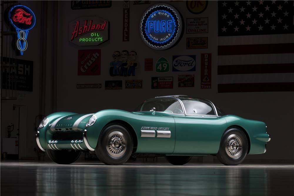 1954 Bonneville Special Concept Car