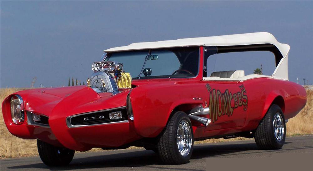 """1966 GTO """"Monkeemobile"""""""