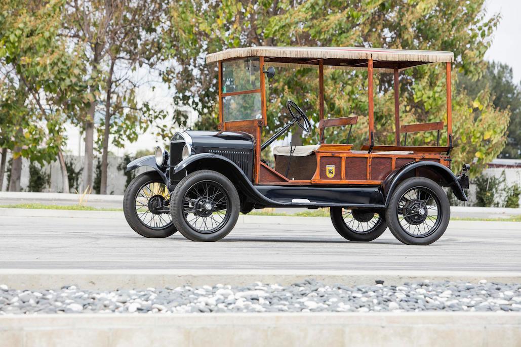 1927 Ford Model T Depot Hack