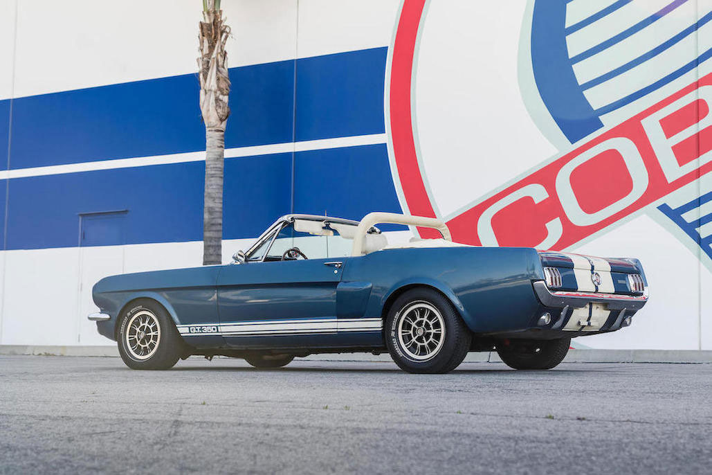 1966 Ford Mustang Shelby GT350 Continuation Series Convertible
