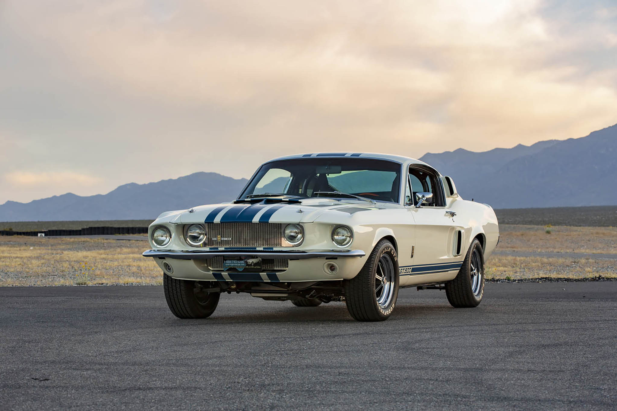 Shelby American will sell you a brand-new 1967 GT500 Super Snake thumbnail