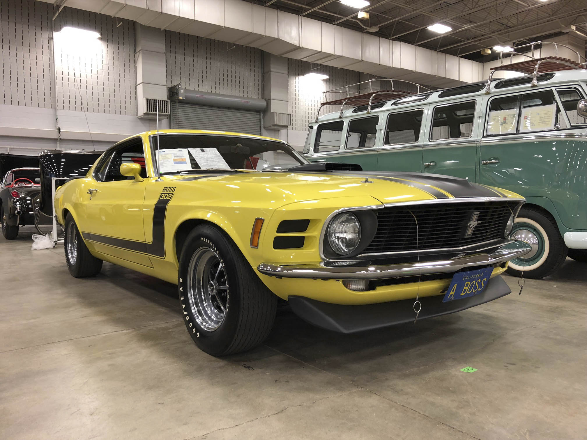 "1970 Ford Mustang Boss 302 ""Drag Pack"""