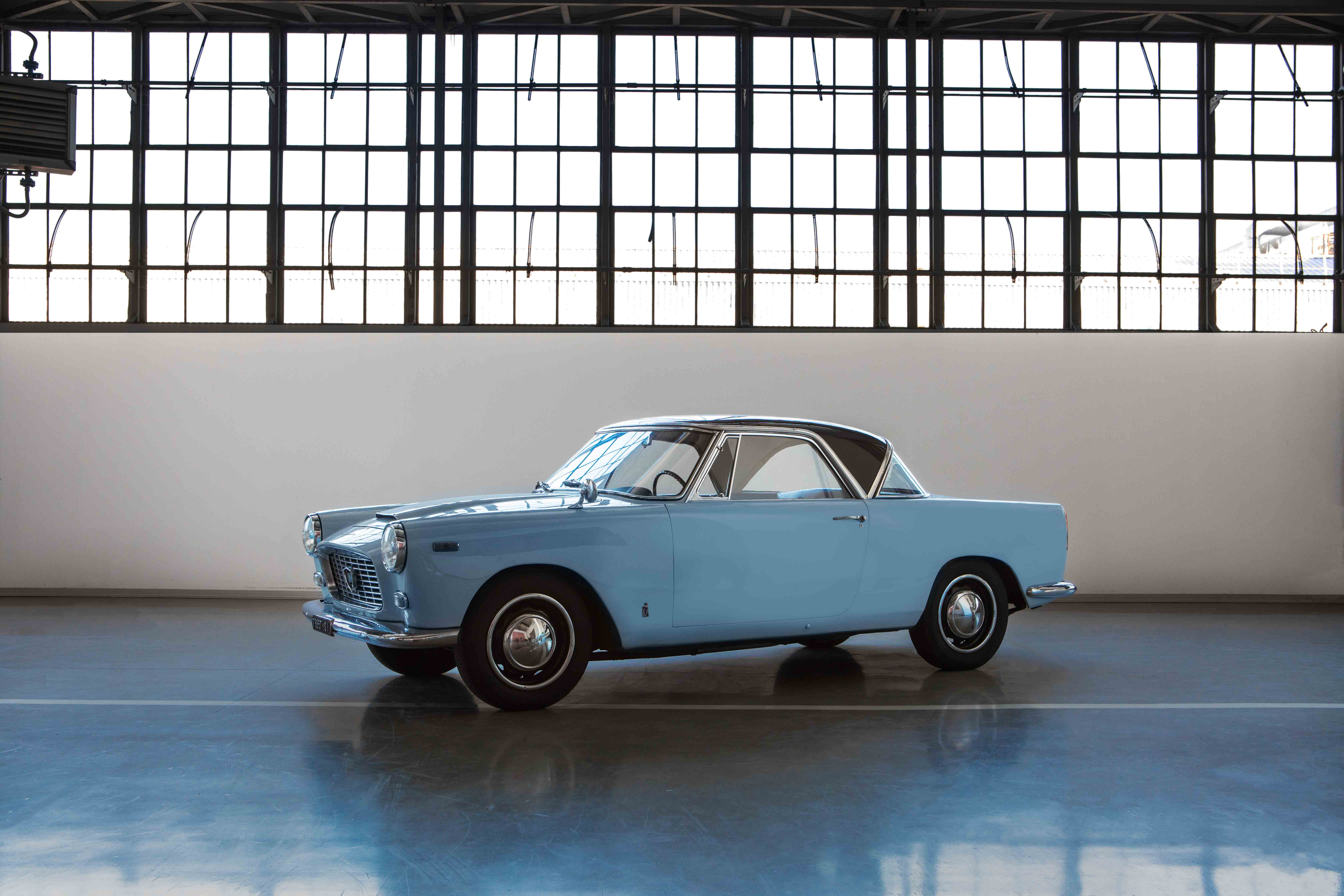 1959 Lancia Appia coupe Reloaded by Creators
