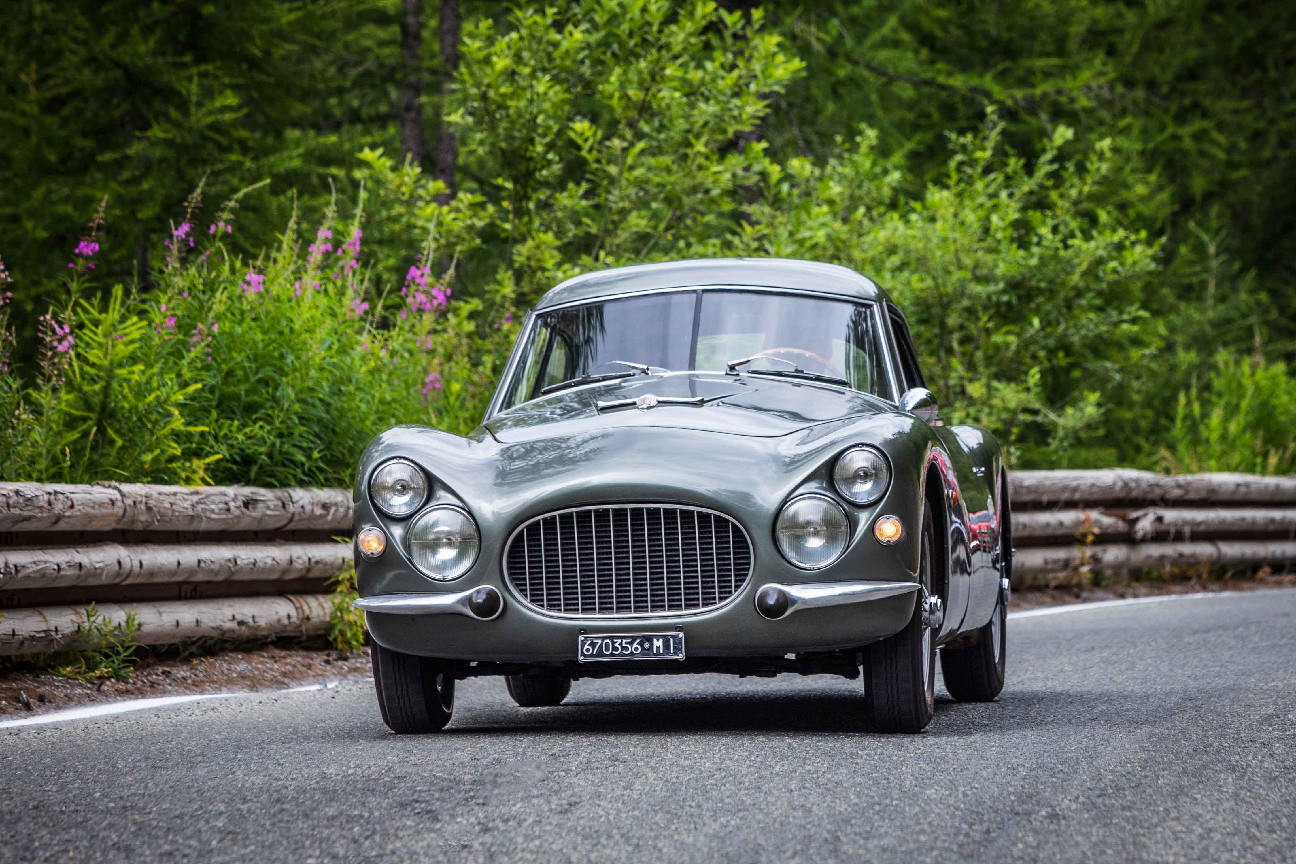 1954 Fiat 8V Reloaded by Creators