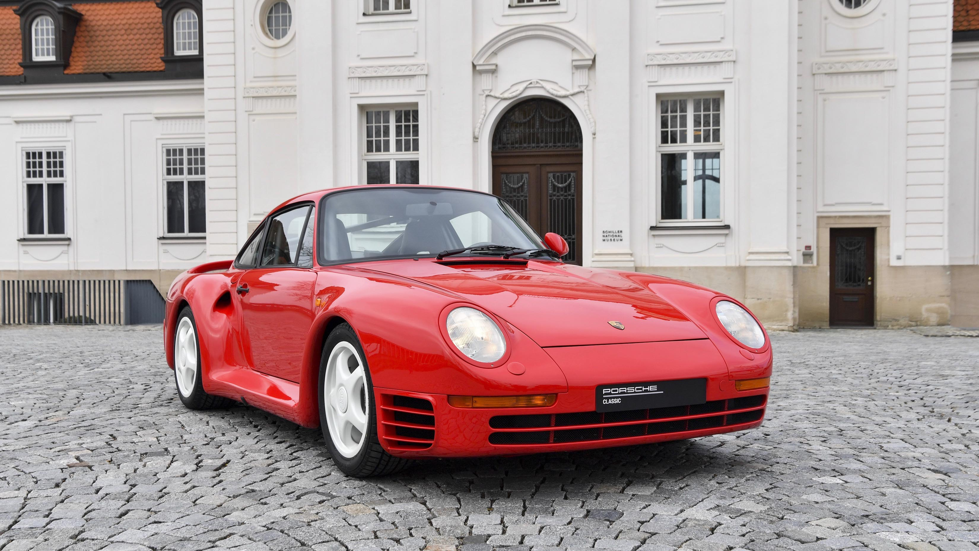 Fully restored Porsche 959 ready for Techno Classica 2018