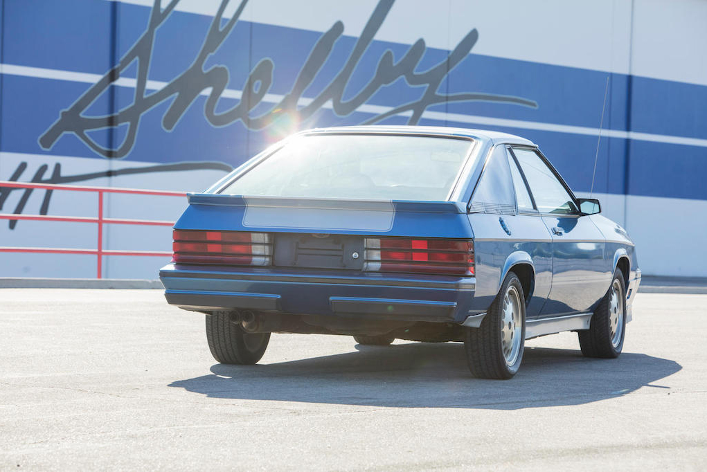 1982 Shelby Charger Prototype
