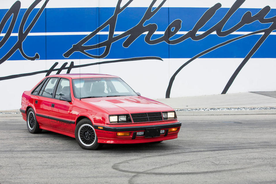 1987 Dodge Shelby Lancer