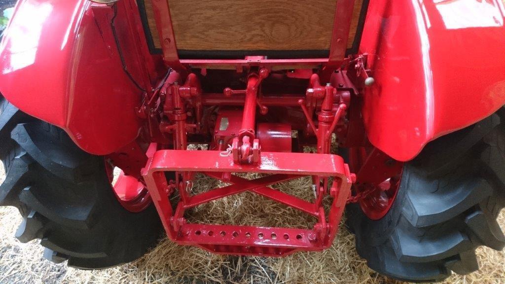 1951 David Brown T.V.O Cropmaster Tractor rear hookup