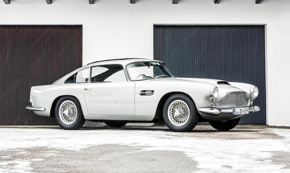1959 DB4 Series 1 Coupe