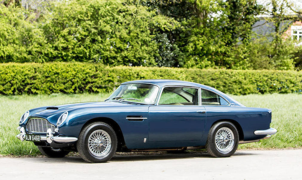 1964 DB5 Coupe