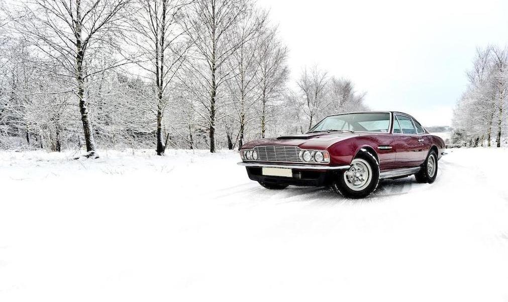 1969 DBS V8 Prototype