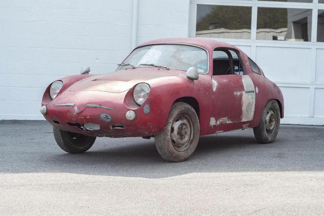 c.1959 Fiat Abarth 750 Record Monza