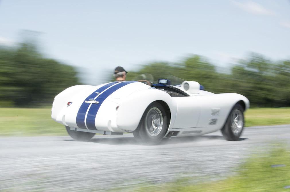 1952 Cunningham C4R Continuation rear 3/4