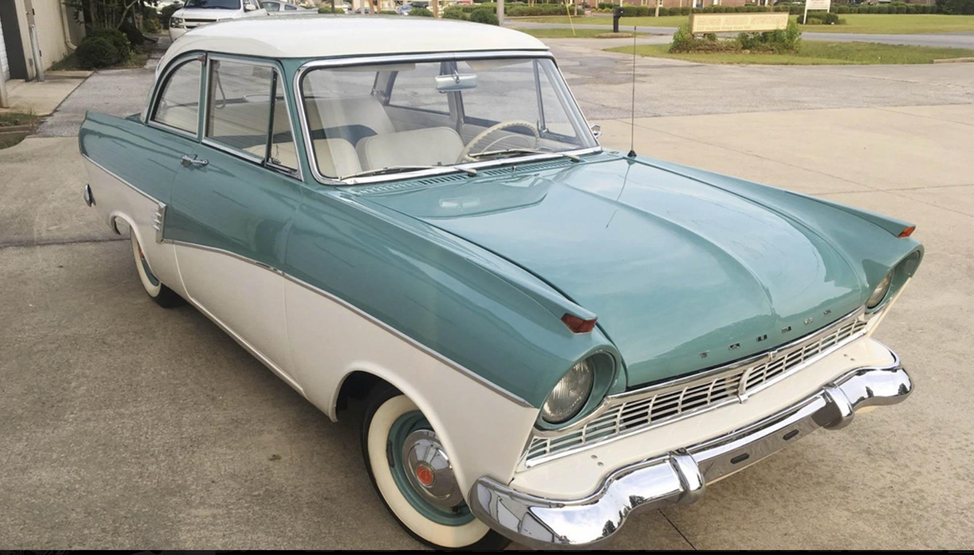 """1959 Ford Taunus 17M """"P2"""""""