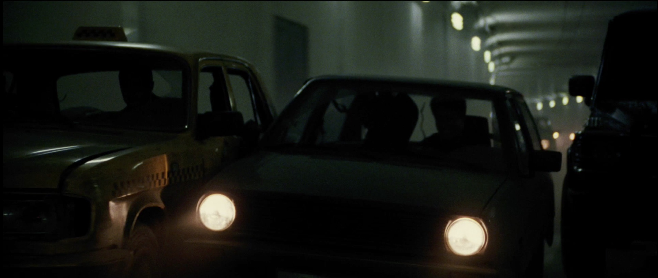 Bourne Supremacy Car Chase