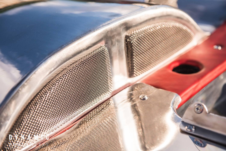 Custom Porsche 356 Vents