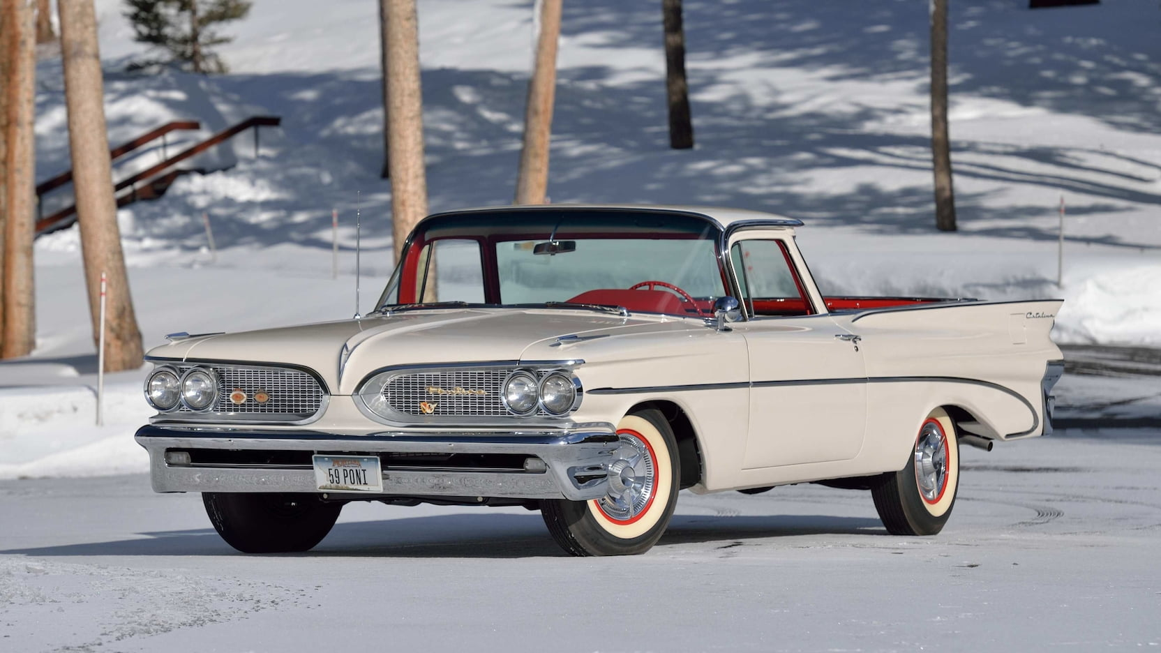 This 1959 Pontiac El Catalina is the ultimate ute unicorn thumbnail