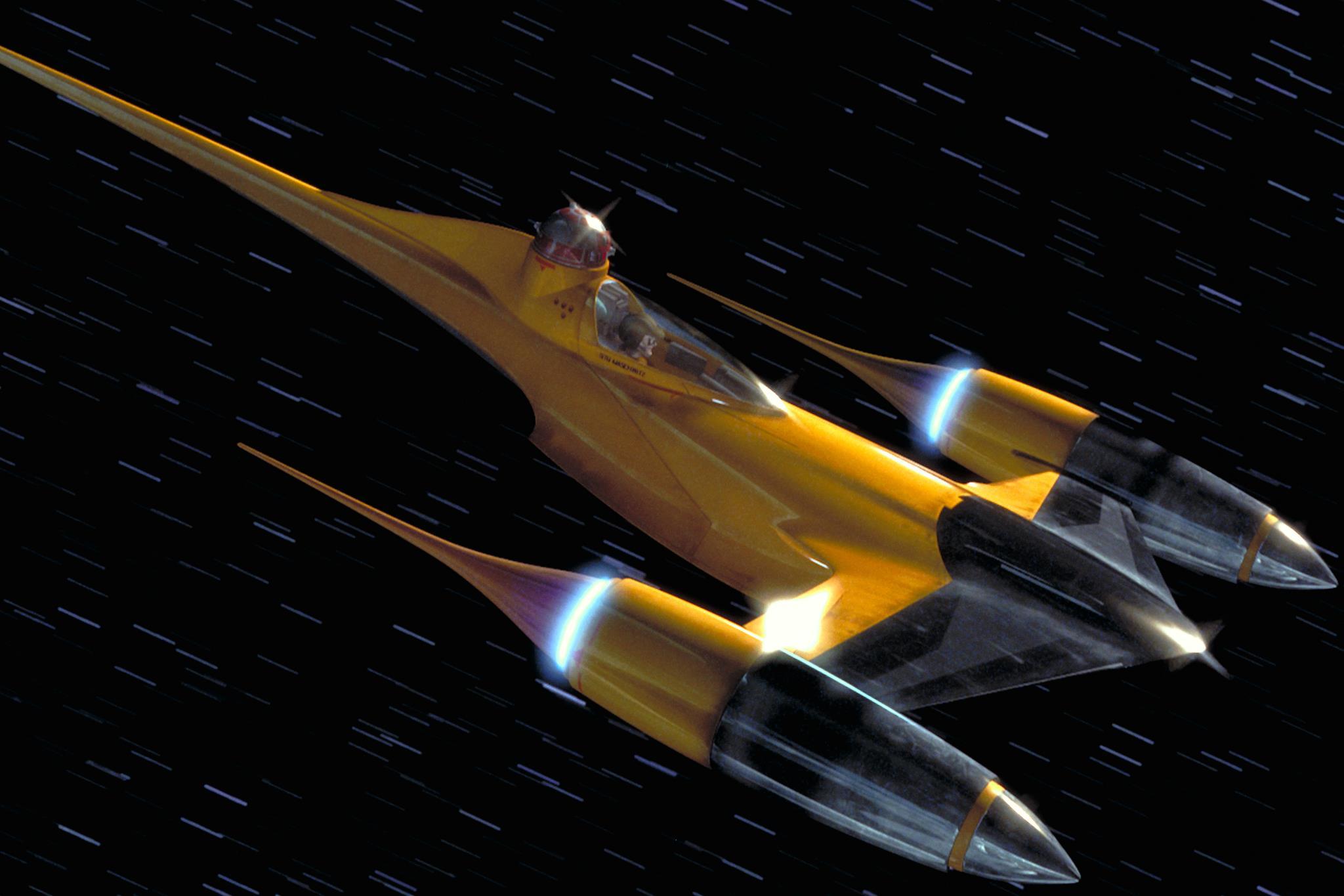N-1 Starfighter Naboo