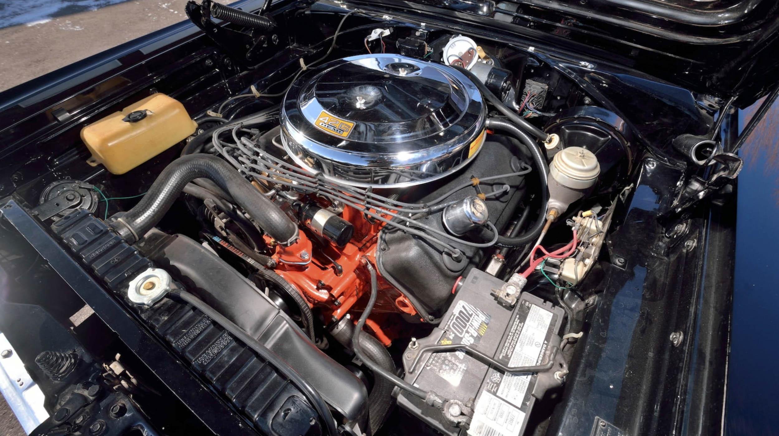 1966 Plymouth Belvedere sedan 426 Hemi