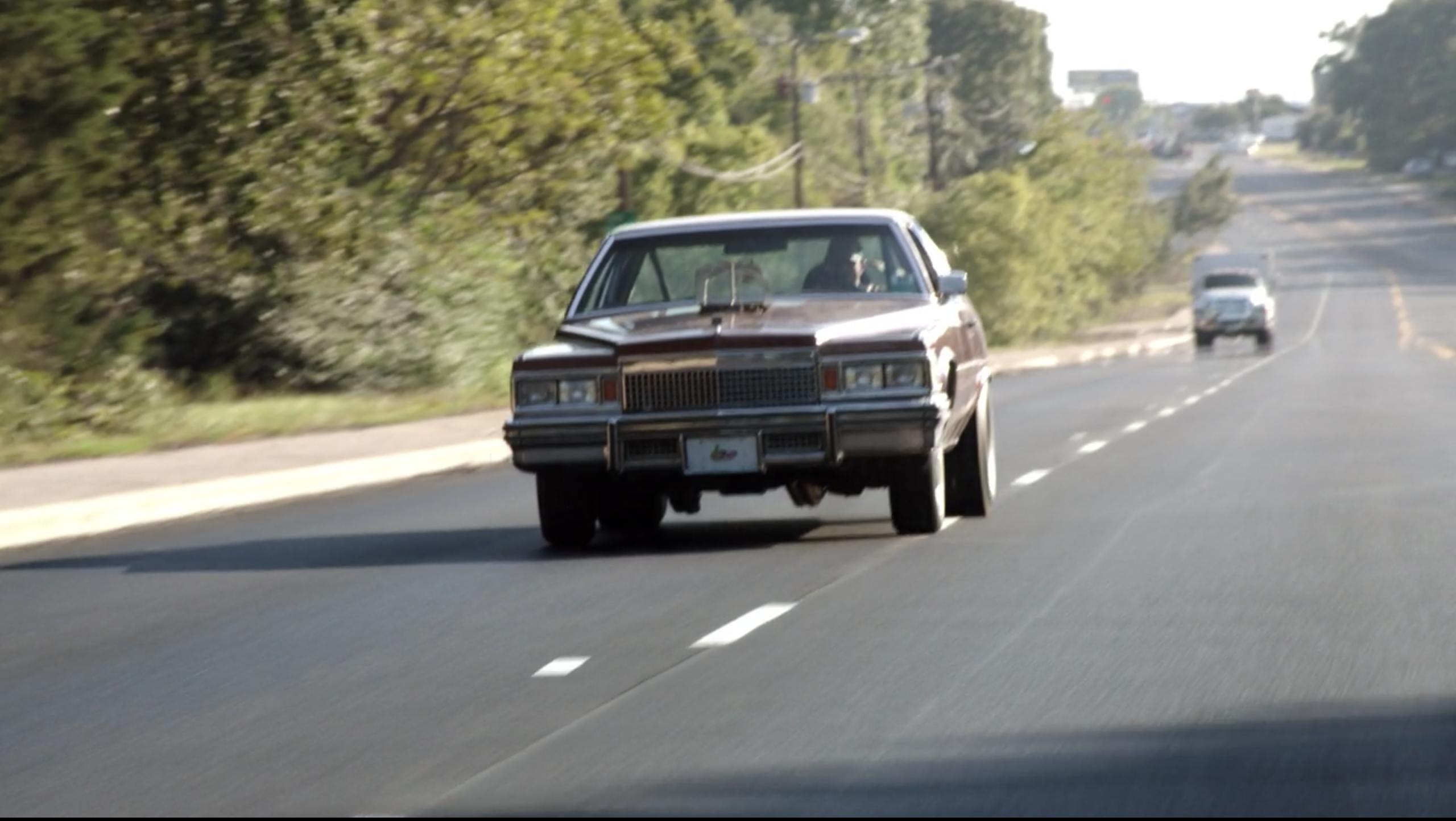 Netflix Fastest Car Cadillac Coupe Deville