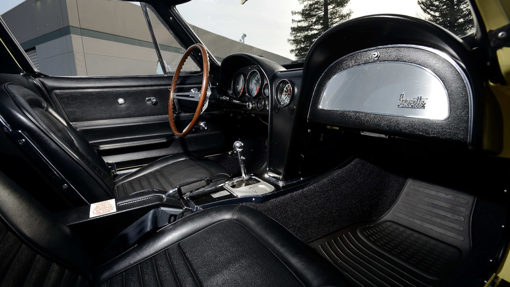 1967 Chevrolet Corvette L88 Interior