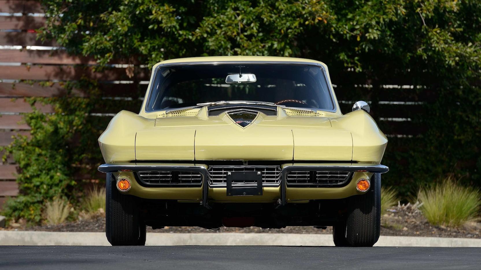 1967 Chevrolet Corvette L88 Front