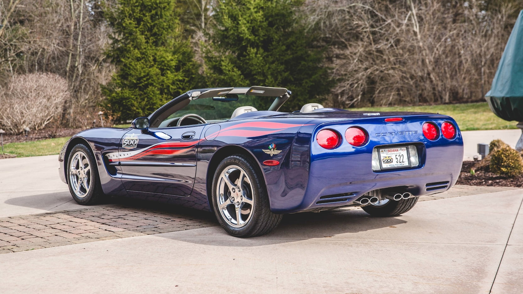 2004 Chevrolet Corvette Pace Car Version 3