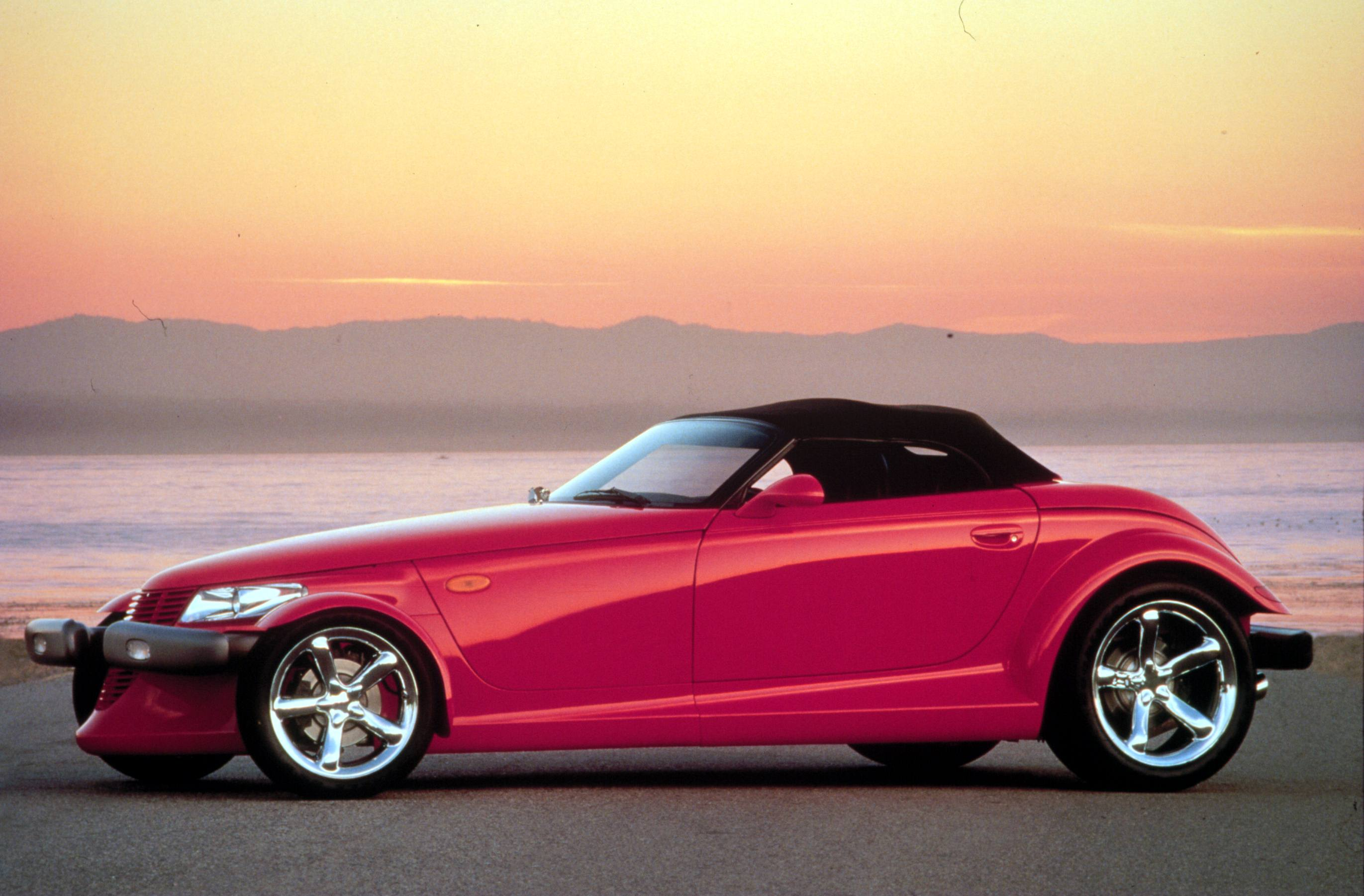 Plymouth Prowler profile
