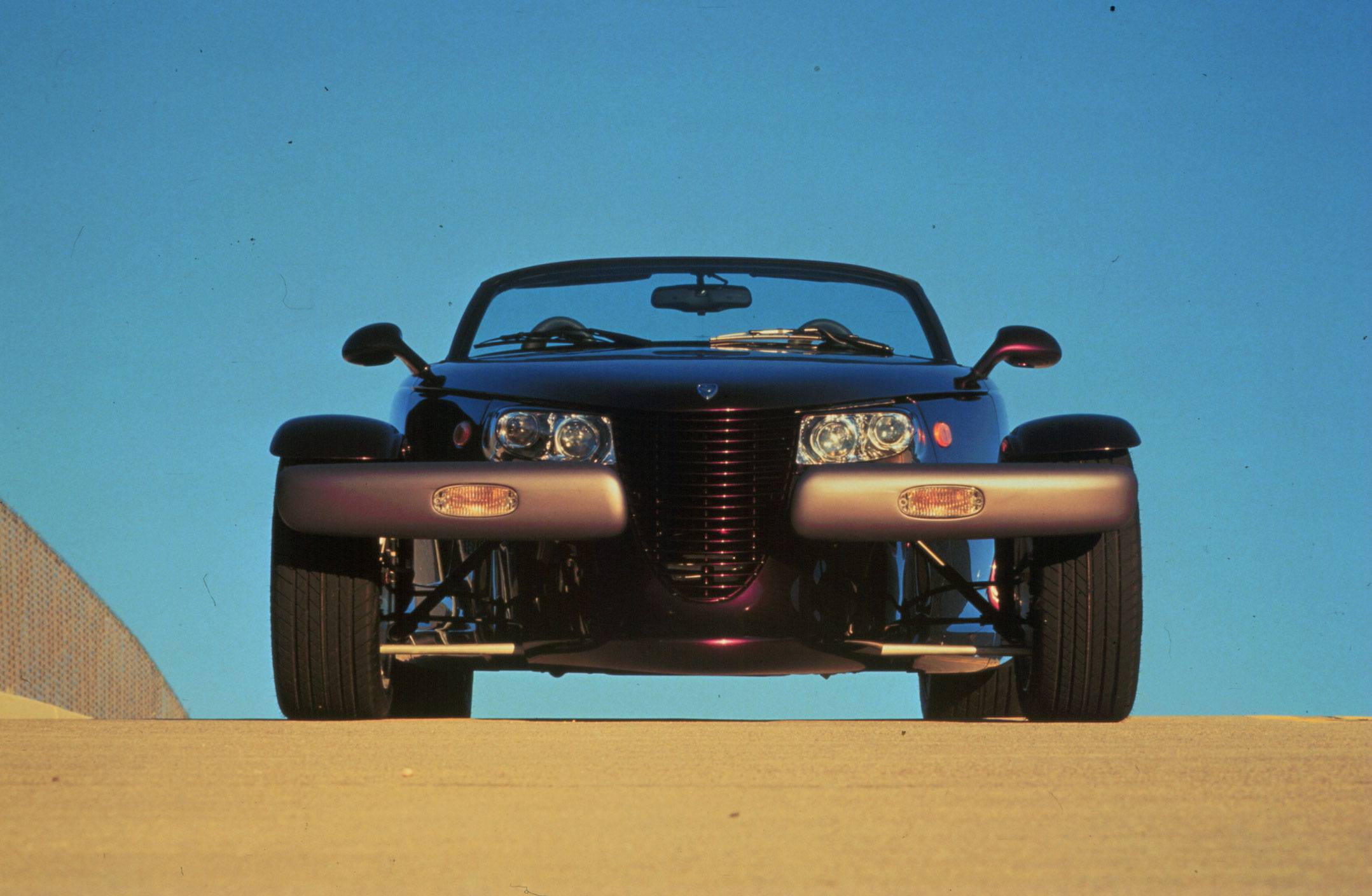 Plymouth Prowler front
