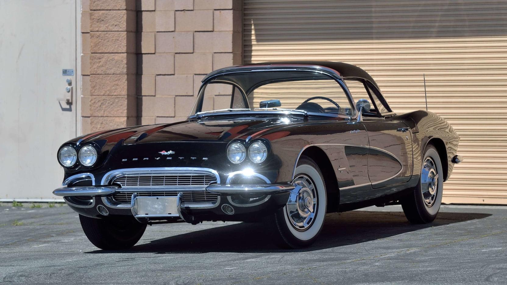 1961 Corvette Fuelie Convertible