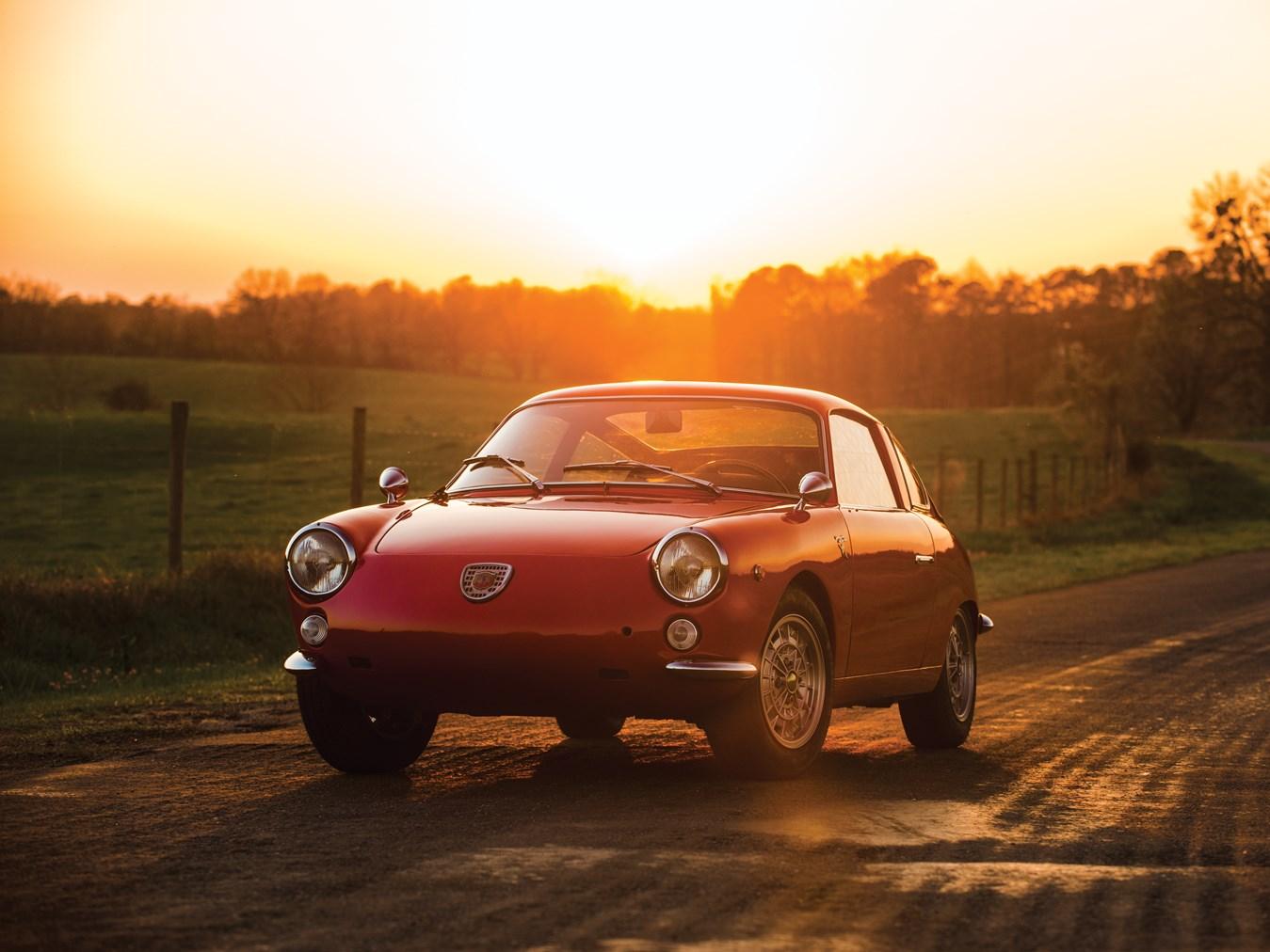 1962 Fiat-Abarth Monomille Scorpione coupe